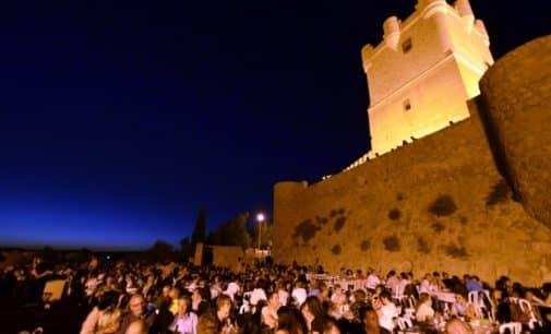 El Rabal retoma la cena en el Castillo de la Atalaya