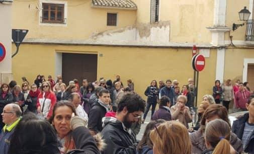La Plataforma de Afectados por la Hipoteca en pie de guerra contra el Sabadell