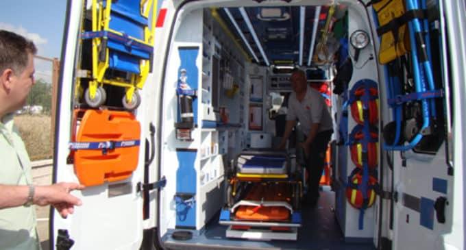 Servicio de transporte de Cruz Roja para Elecciones Generales y Autonómicas