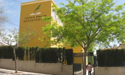 Villena solicita a la conselleria una plantilla estable para el colegio Santa Teresa