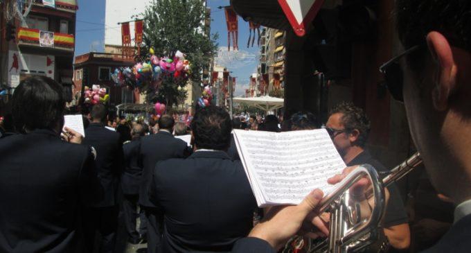 Una sentencia dicta que la Junta Central deberá pagar 31.000 euros a la SGAE por la música de Fiestas