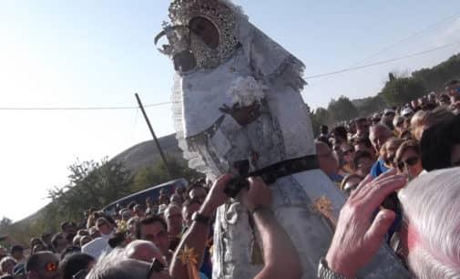 Romeria de la Virgen Santuario a Villena Primera Parte 30-8-2015