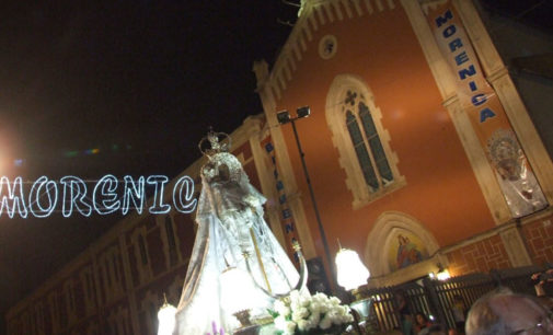 Romeria de la Virgen Santuario Villena Segunda Parte 30-8-2015