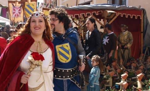 "Medievo Villena, ""Capital del Amor Medieval"""