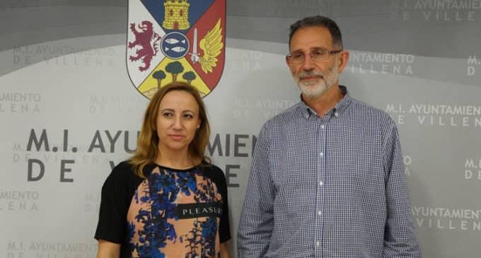 Paco Abellán y Ana Más se disputarán la presidencia del PP en Villena