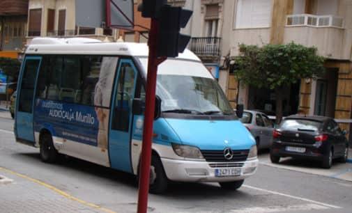 El servicio urbano de autobuses modifica la frecuencia por las tardes de las líneas A y AC como consecuencia de la Covid-19