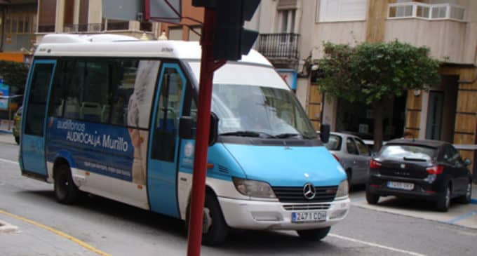 Tres años sin adjudicar el servicio de autobús urbano