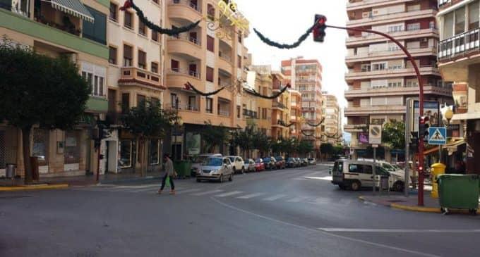 Ciudadanos Villena pide que se amplíen los horarios de carga y de descarga