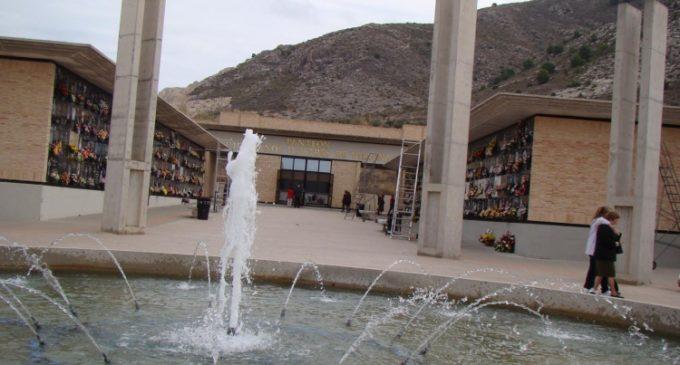 Diputación deniega a Villena por tercer año consecutivo una ayuda para el cementerio
