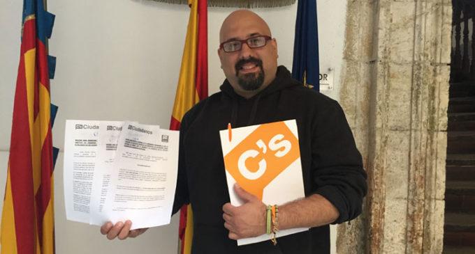 Ciudadanos  elige a Julian Ramón Gómez como coordinador de la agrupación villenense