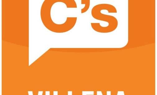 Ciudadanos no ha sido convocada a la concentración del día 8 de marzo en Villena