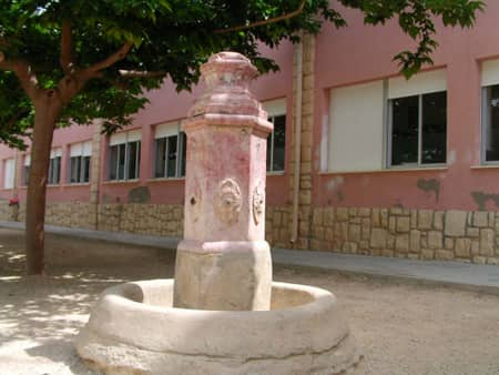 Las ampas de los colegios pr ncipe don juan manuel y la for Piscina municipal los cristianos
