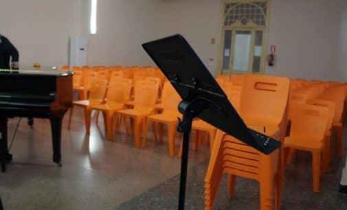 Cultura invierte 13.000 € en comprar instrumentos para el Conservatorio Municipal