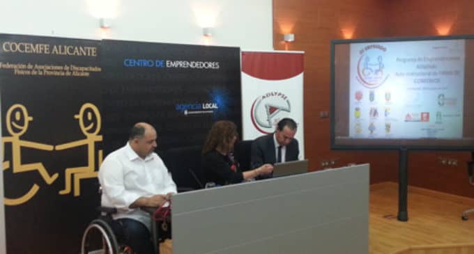 Apoyo a emprendedores con discapacidad