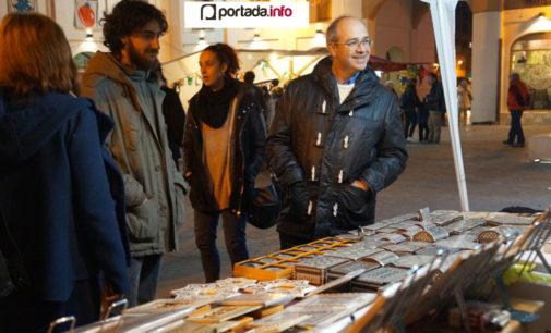 El Ayuntamiento propone a los mercaderes de la feria de Navidad exponer en el mercadillo del jueves