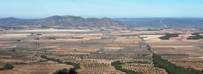 Salvatierra se opone a la ubicación de una planta fotovoltáica en Los Alhorines
