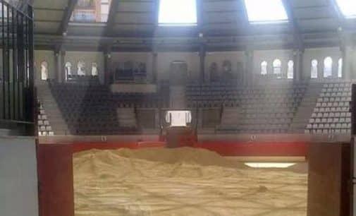 La Peña Taurina espera una respuesta del alcalde a la solicitud de cesión de la plaza de toros