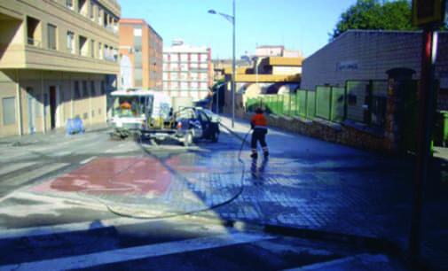 El PSOE denuncia que el Ayuntamiento ocupa ilegalmente la nave utilizada para el servicio de limpieza viaria