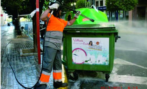 Villena  incorporará la recogida de basura «puerta a puerta» en La Constancia, las Peñicas y el casco histórico