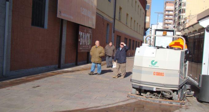 Los Verdes municipalizarán el servicio de recogida de basura
