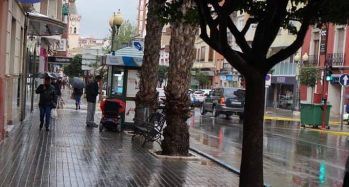 Comienza la limpieza de imbornales en Villena ante la alerta de gota fría