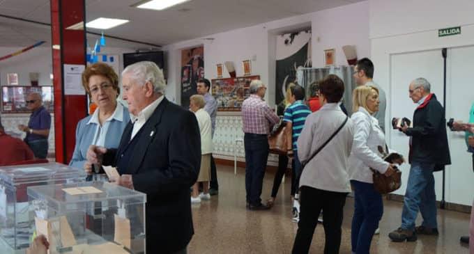 Listado de las personas elegidas en el sorteo mesas electorales Elecciones Generales y Autonómicas