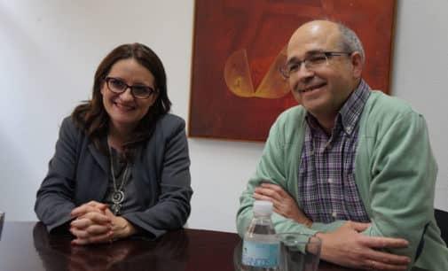 El PP  alerta del pacto para las elecciones municipales entre Los Verdes y Compromís