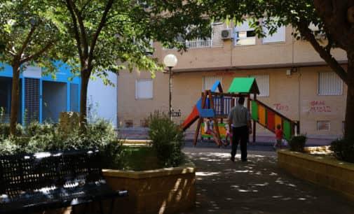 Concluyen la adecuación de parques adaptados en Villena con una inversión de 131.823 euros