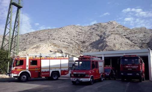 Paralizan el proyecto del nuevo parque de bomberos