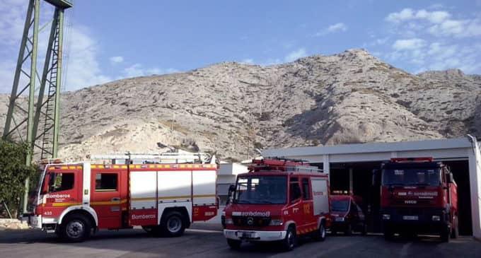 Villena deberá negociar la cesión o alquiler de la parcela donde su ubica el parque de bomberos