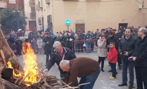 Los actos de San Antón recuperan el personaje Toquis- Nonis