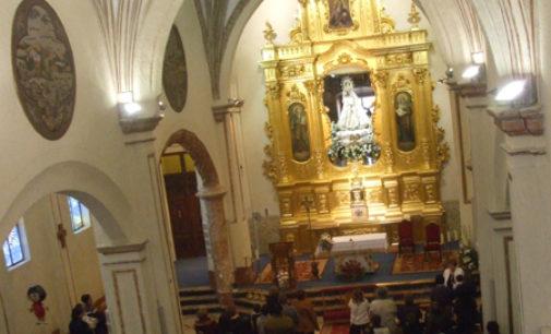Estiman ubicar los testigos de yeso en el santuario de Las Virtudes durante esta semana