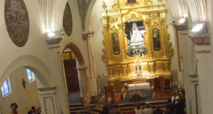 El santuario de Las Virtudes sólo estará abierto durante las horas de culto