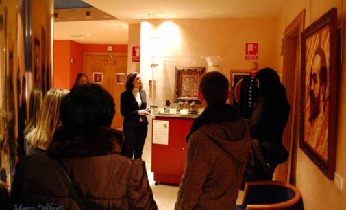 Villena solicita a la SGAE la renovación del convenio de cesión del el piano y retrato de Chapí