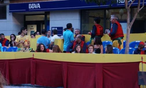 Comunicado de la Junta Central de Fiestas sobre adquisición tribunas y sillas para los festejos