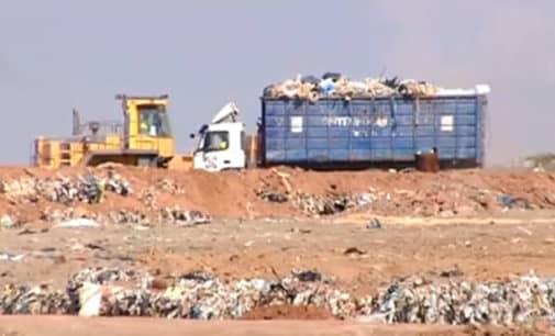 El gobierno de Villena intenta paralizar la licencia de obras del tercer vaso del vertedero