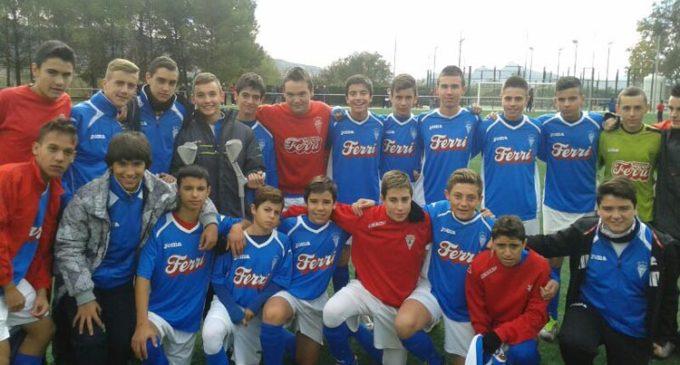 Presentación de los equipos del Villena CF
