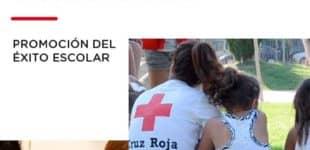 Cruz Roja busca voluntarios para el programa de apoyo escolar