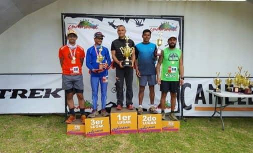 Vicente Juan García, vencedor en la Endurance Trail Running en Costa Rica