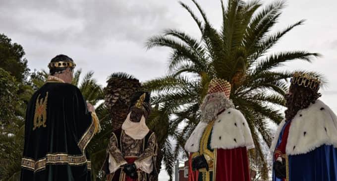 La Agrupación de Navidad y Reyes de Las Virtudes prepara la Navidad