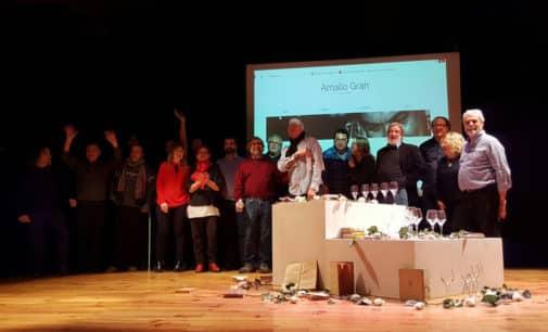 """El villenense, José Juan Tomás Amorós """"Bil"""" gana el Premio Joven del II Certamen de Poesía Poeta Amalio Gran"""