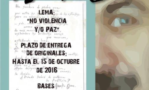 El granadino Benito Vinuesa Guerrero gana el III Certamen de Poesía Poeta Amalio Gran