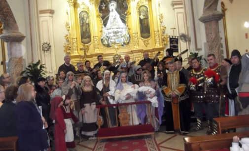 Fiesta de Reyes Magos en las Virtudes Misa 6-1-2015