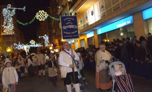 Cabalgata de Reyes Magos 5-1-2015