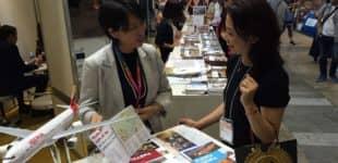 Villena participa en una feria de Turismo en Japón