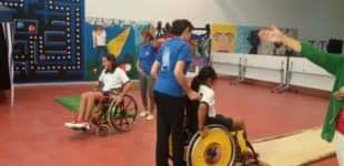 Vuelve Munayki la campaña de sensibilización de la discapacidad para escolares en Villena