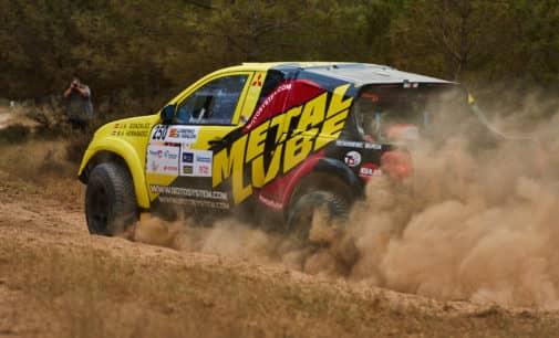 Metal Lube Rally Raid Team en el III Rallye TT de Guadalajara