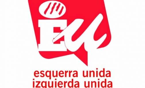 Izquierda Unida celebra su Asamblea Comarcal el viernes 4 de octubre