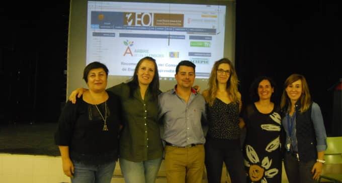 Apertura del curso académico en la Escuela Oficial de Idiomas en Villena
