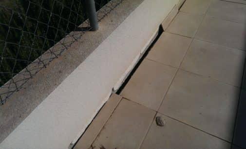 El PSOE pide reparar los desperfectos del Centro de Día de Alzheimer